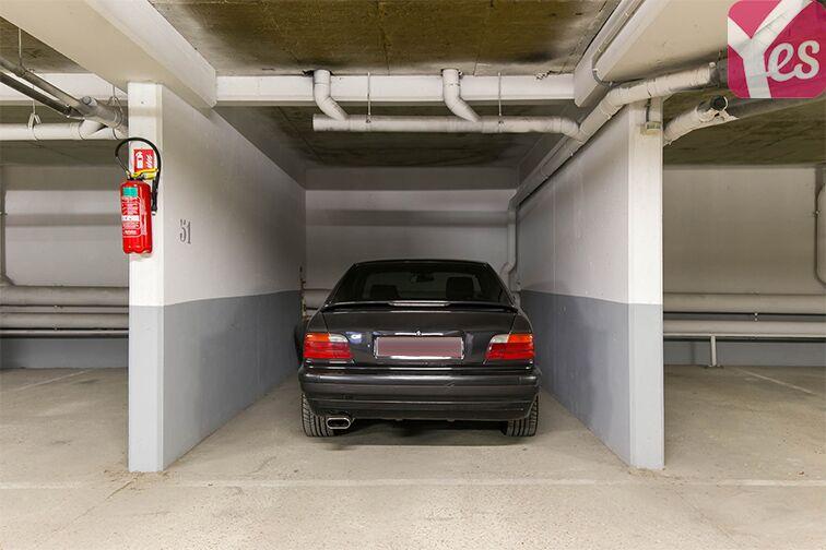 Parking Galerie Corbusier - Trappes en location
