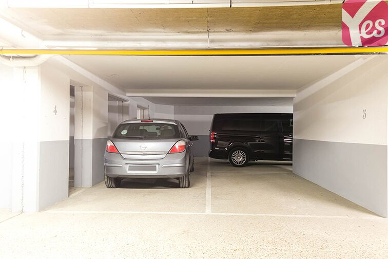 Parking Galerie Corbusier - Trappes location