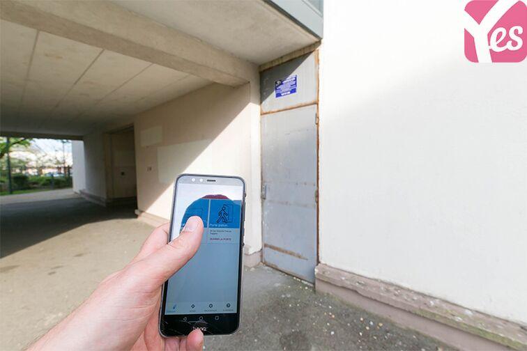Parking Galerie Corbusier - Trappes à louer