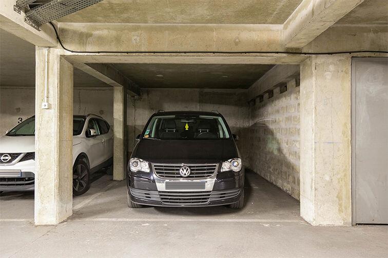 Parking Avenue de Fontainebleau - Le Kremlin-Bicêtre box