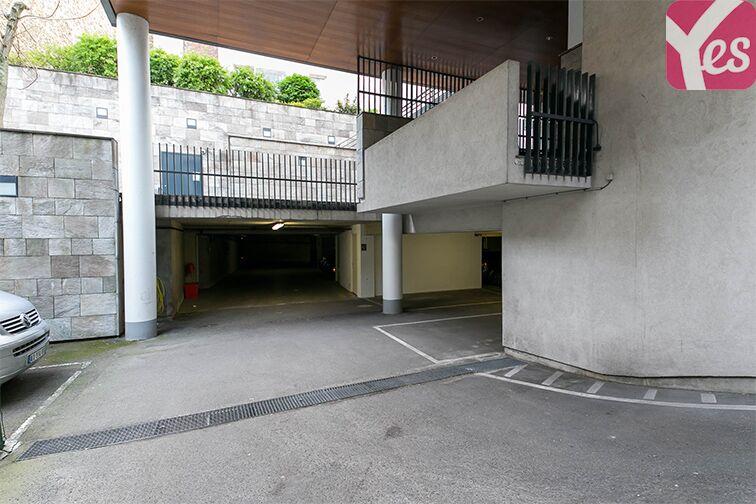Parking Rue Lauriston - Métro Victor Hugo - Paris à louer