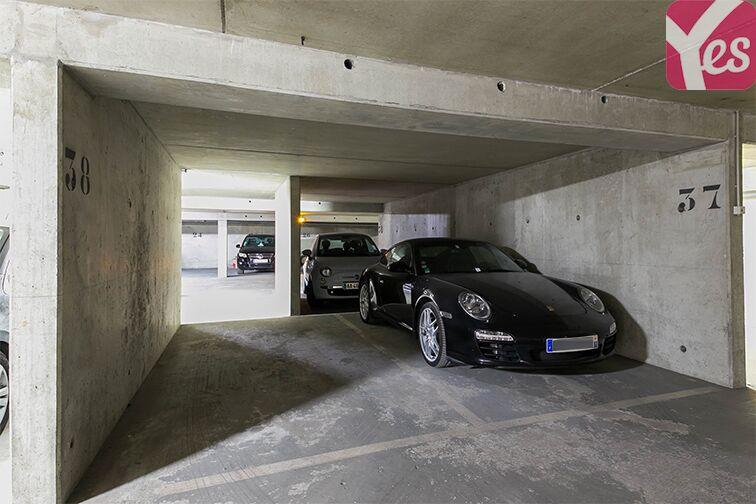 Parking Rue Lauriston - Métro Victor Hugo - Paris location mensuelle