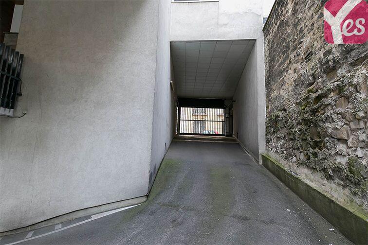 Parking Rue Lauriston - Métro Victor Hugo - Paris box