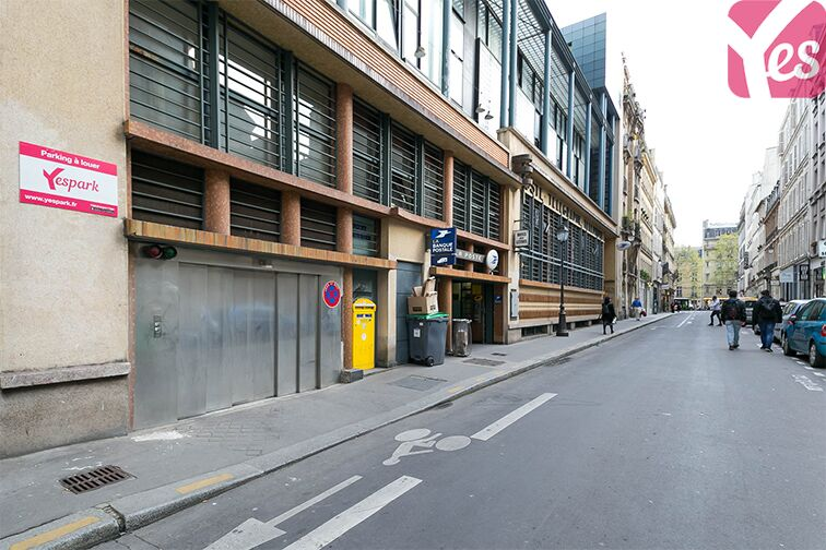 Parking Rue Castex - Bastille - Paris location mensuelle