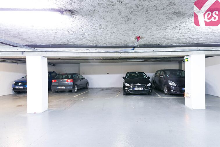 Parking Rue Castex - Bastille - Paris pas cher