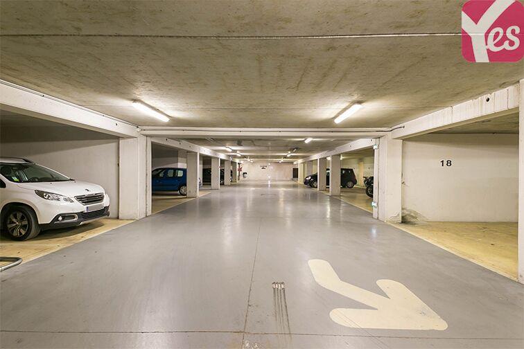 Parking Métro Mairie d'Issy - Issy-les-Moulineaux 45 rue Hoche