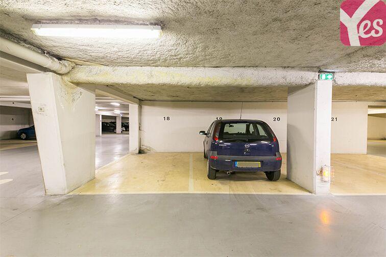 Parking Métro Mairie d'Issy - Issy-les-Moulineaux location mensuelle