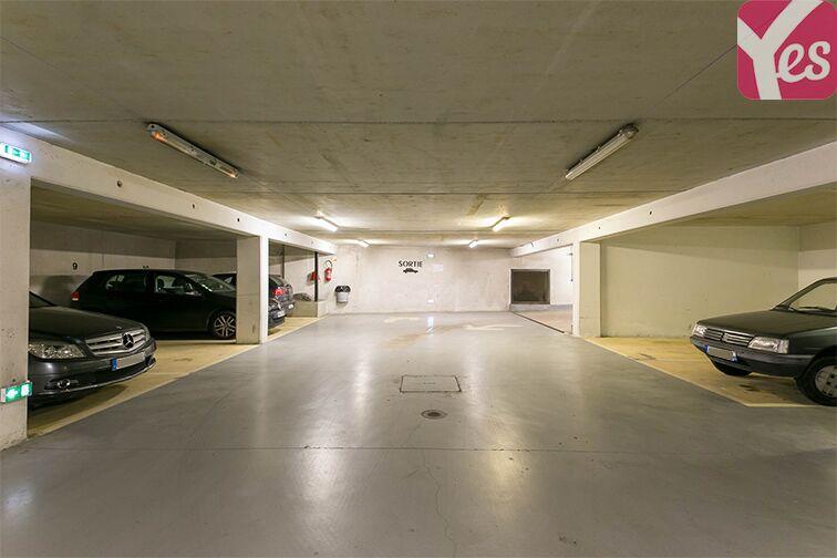 Parking Métro Mairie d'Issy - Issy-les-Moulineaux Issy-les-Moulineaux
