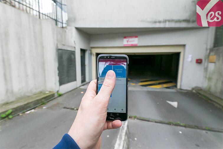 Location parking Métro Mairie d'Issy - Issy-les-Moulineaux