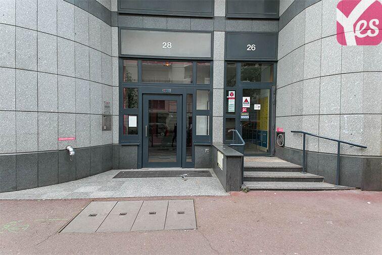 Parking Métro Mairie d'Issy - Issy-les-Moulineaux 92130