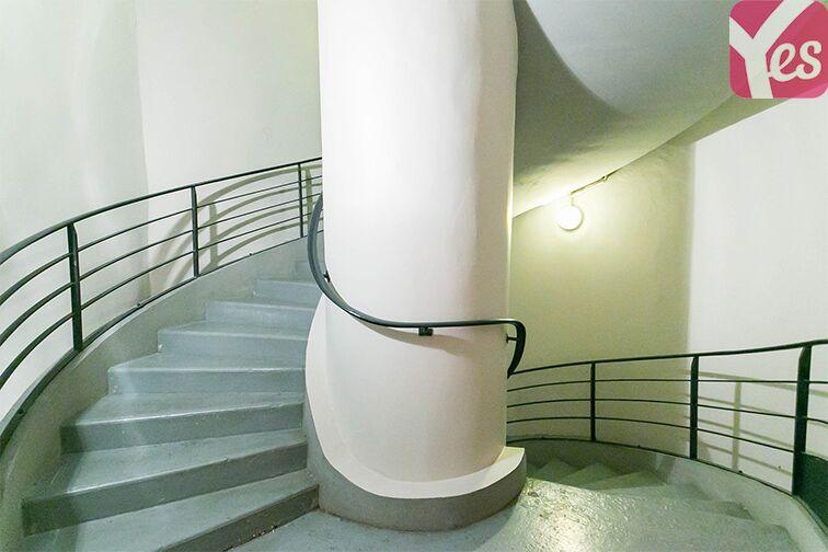 Parking Métro Mairie d'Issy - Issy-les-Moulineaux souterrain