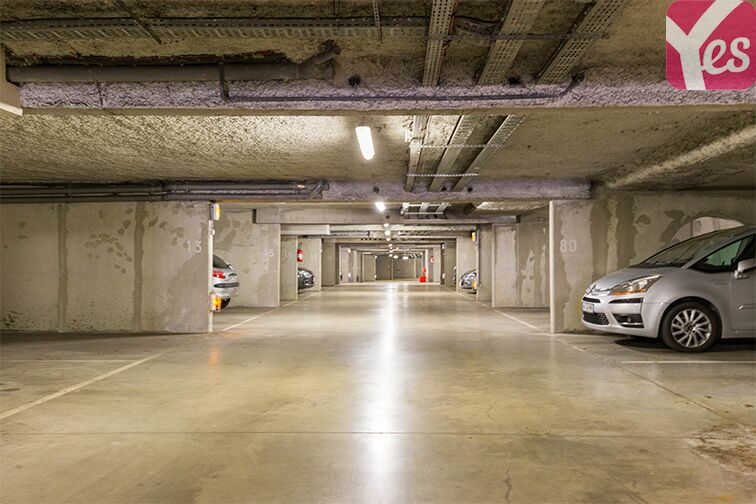 Parking Boulevard d'Alembert - Guyancourt pas cher