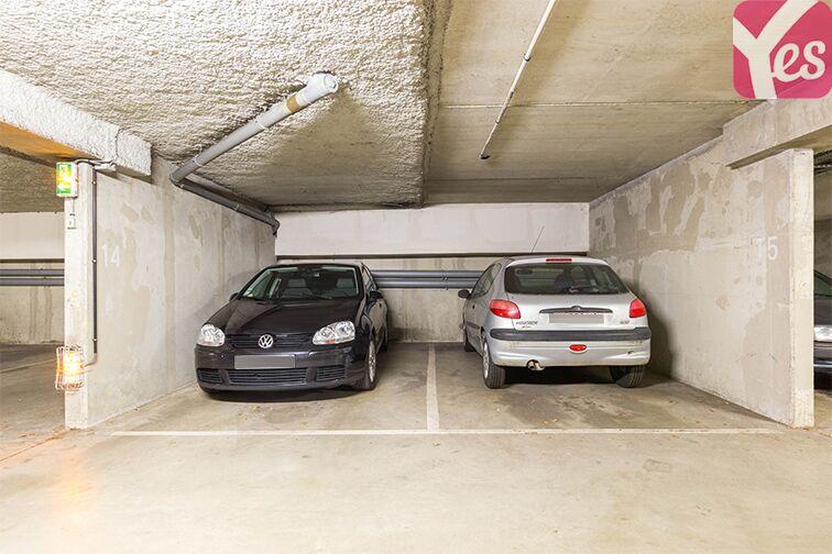Parking Boulevard d'Alembert - Guyancourt location
