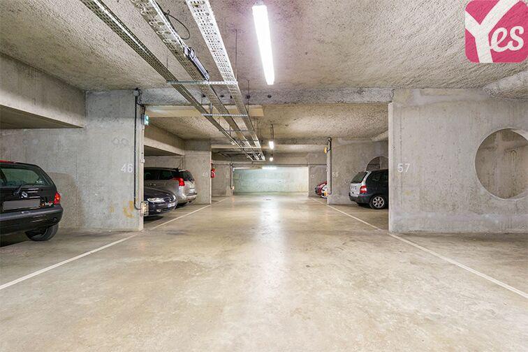Parking Boulevard d'Alembert - Guyancourt box