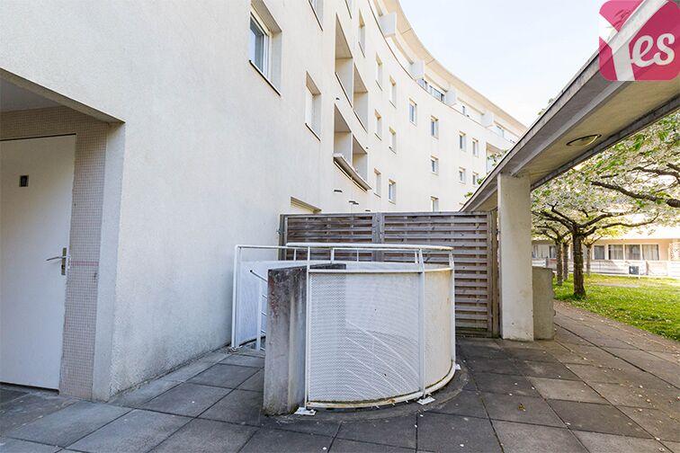 Parking Boulevard d'Alembert - Guyancourt avis
