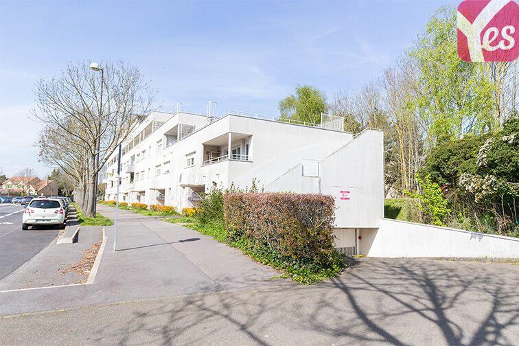 Parking Boulevard d'Alembert - Guyancourt caméra