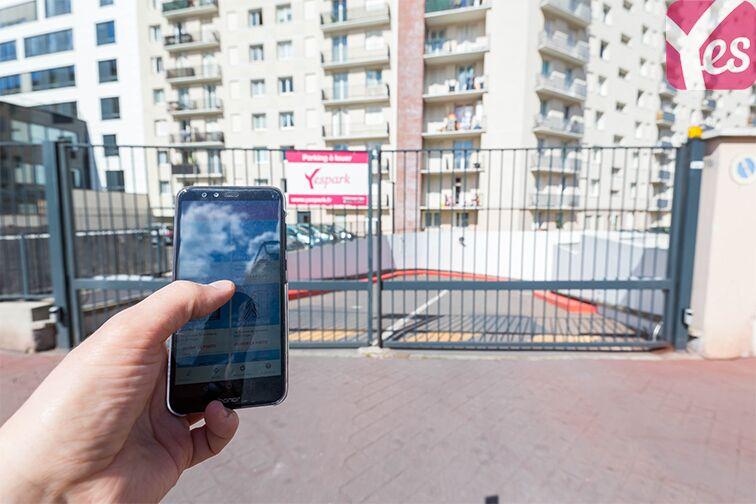 location parking Pierre Brossolette - Montrouge