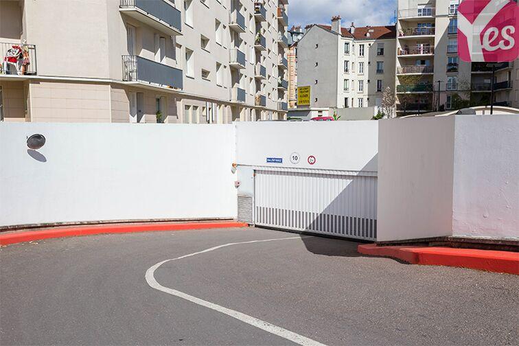Parking Pierre Brossolette - Montrouge location mensuelle