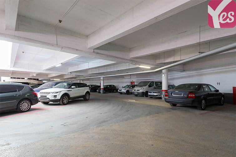 Parking Pierre Brossolette - Montrouge garage
