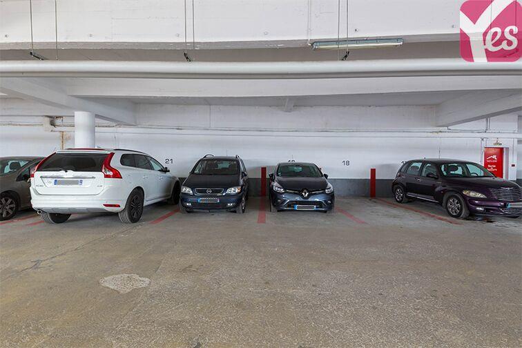 Parking Pierre Brossolette - Montrouge gardien