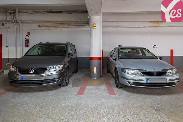 Parking Pierre Brossolette - Montrouge Montrouge
