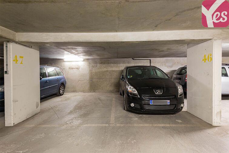 Parking Pierre Brossolette - Montrouge à louer