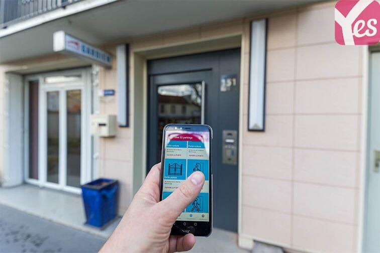 Parking Pierre Brossolette - Montrouge 92120