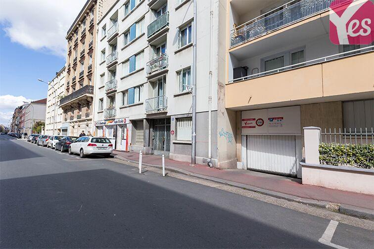 Parking Square Jean Moulin - Montrouge sécurisé