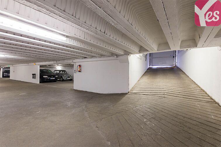 Parking Square Jean Moulin - Montrouge garage