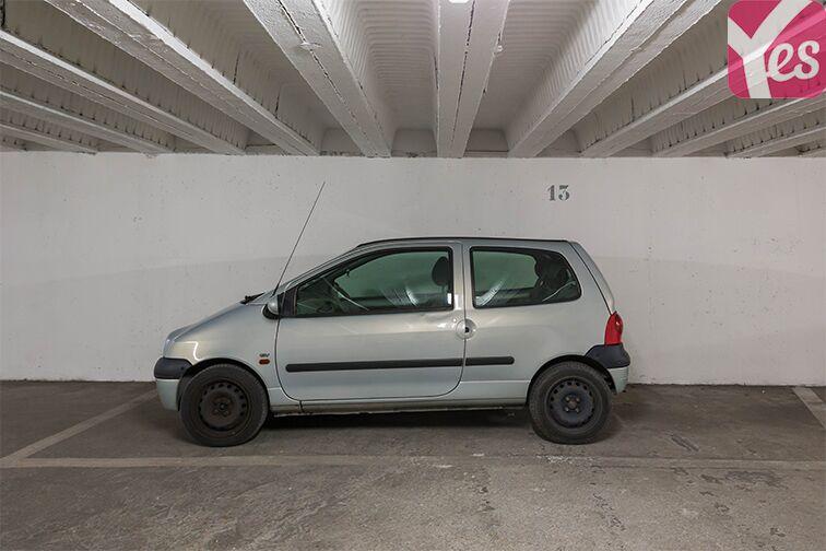 Parking Square Jean Moulin - Montrouge à louer