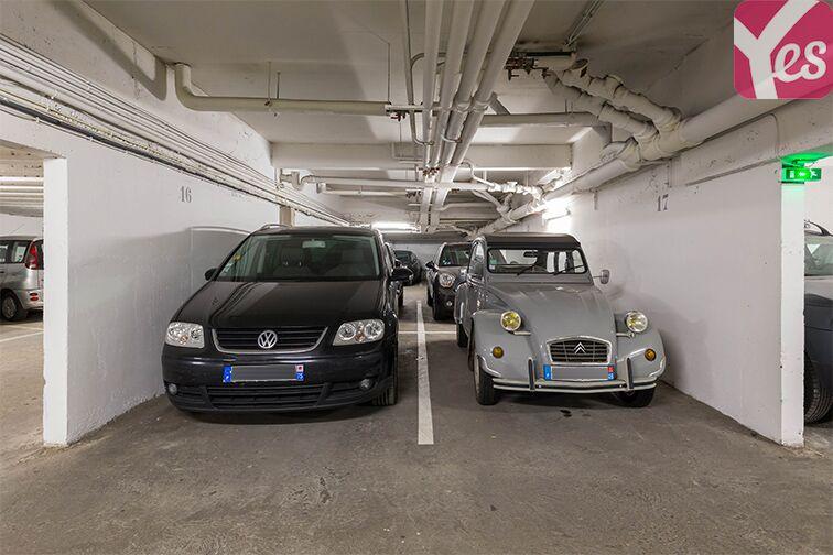 Parking Square Jean Moulin - Montrouge 92120