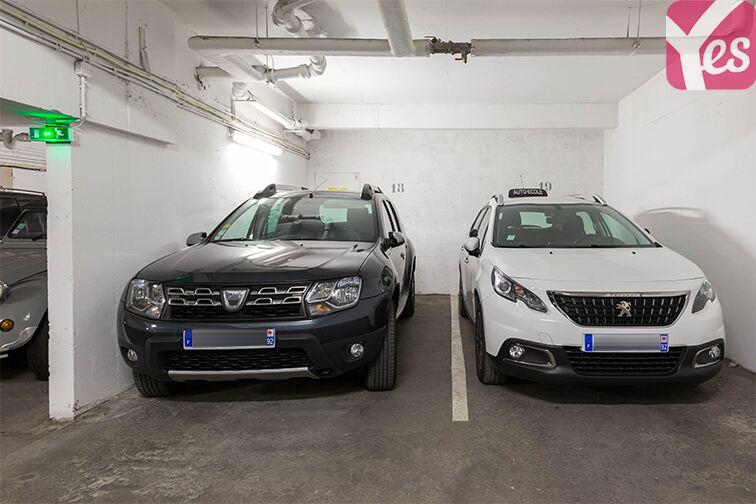 Parking Square Jean Moulin - Montrouge souterrain