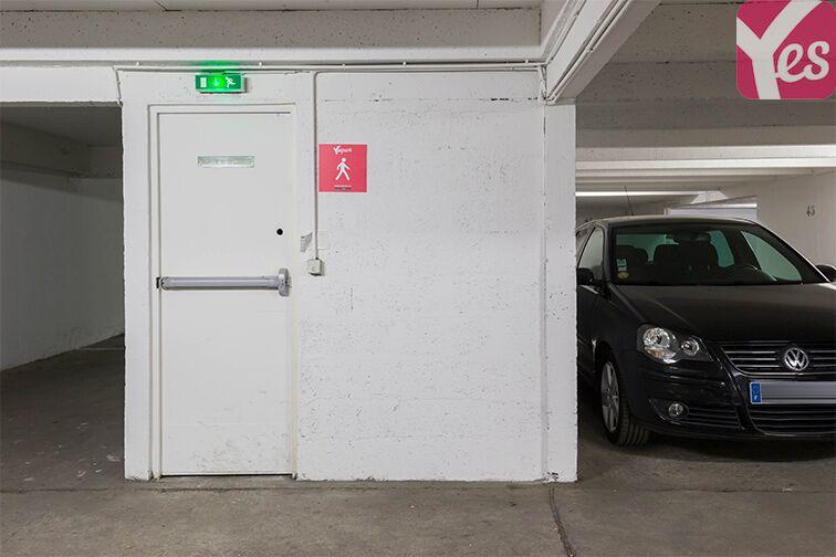 Parking Square Jean Moulin - Montrouge location