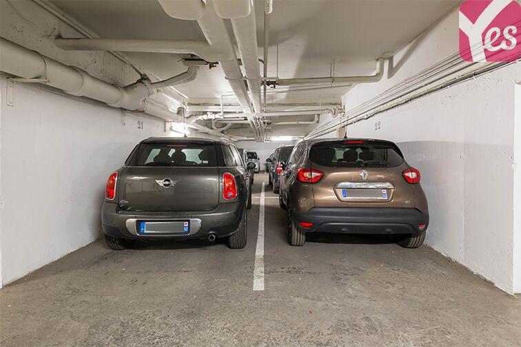 Parking Square Jean Moulin - Montrouge avis