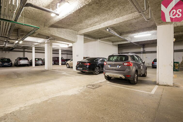 Parking Rue Breguet - Roquette - Paris location