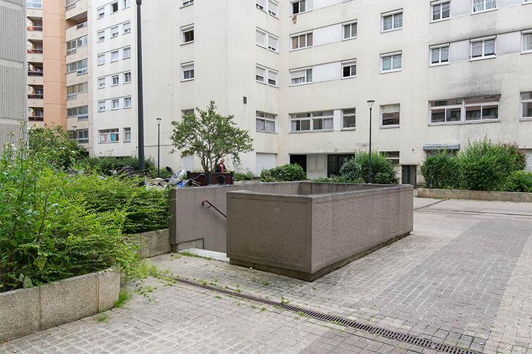 Parking Rue Auguste Comte - Vanves souterrain