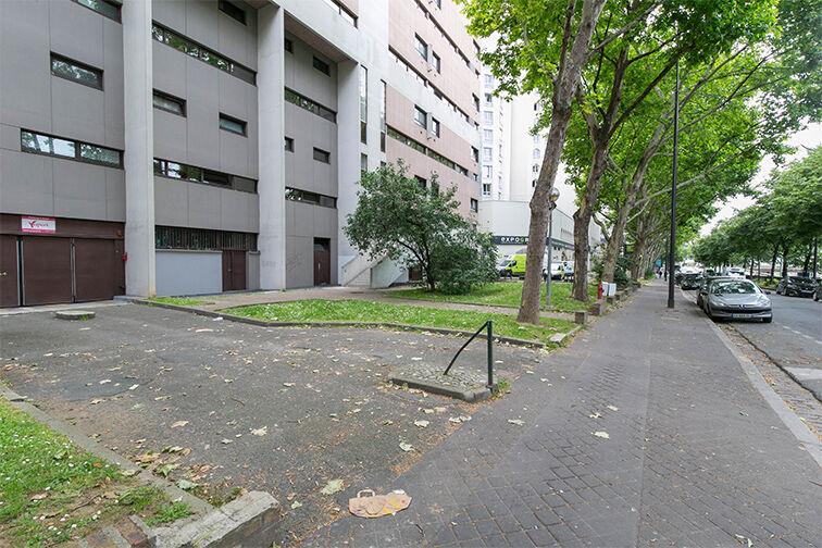 Parking Rue Auguste Comte - Vanves caméra