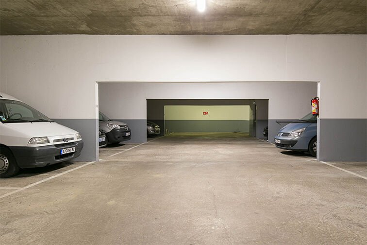 Parking Rue Auguste Comte - Vanves avis