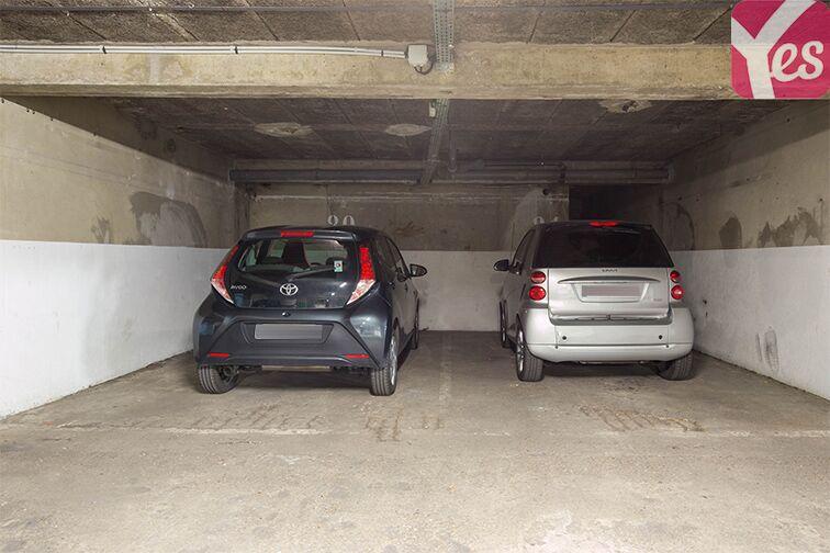 Parking Parc Frédéric Pic - Clamart gardien