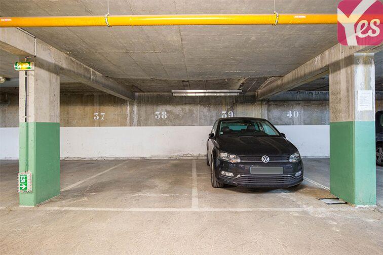 Parking Parc Frédéric Pic - Clamart 24/24 7/7