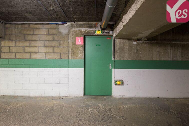 Parking Parc Frédéric Pic - Clamart sécurisé