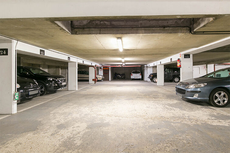 Parking Centre-ville - Rue Pottier - Le Chesnay Le Chesnay