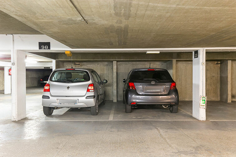 Parking Centre-ville - Rue Pottier - Le Chesnay garage