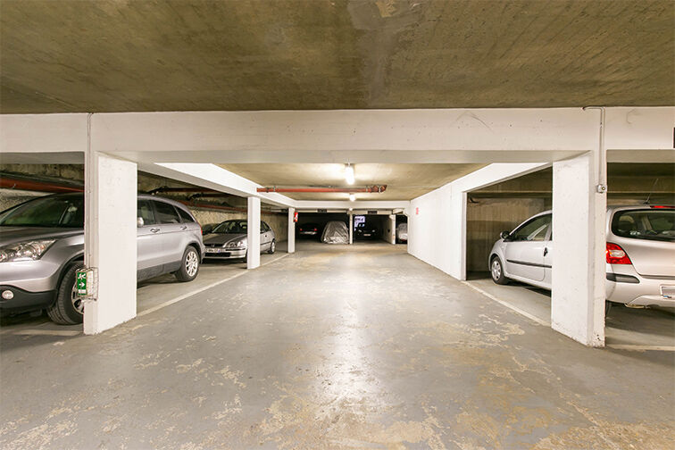 Parking Centre-ville - Rue Pottier - Le Chesnay 18 rue Pottier