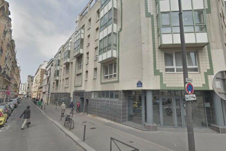 Parking Médiathèque Marguerite-Yourcenar - Paris 15 à louer