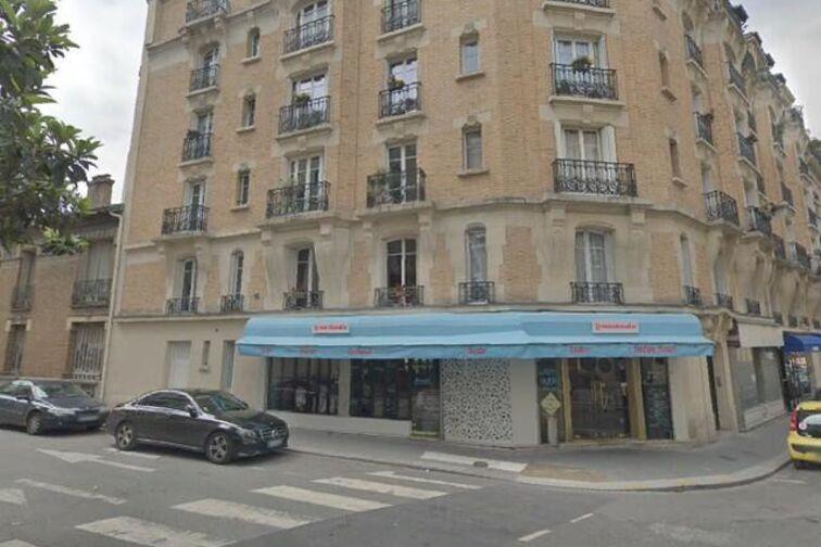 Parking Médiathèque Marguerite-Yourcenar - Paris 15 sécurisé