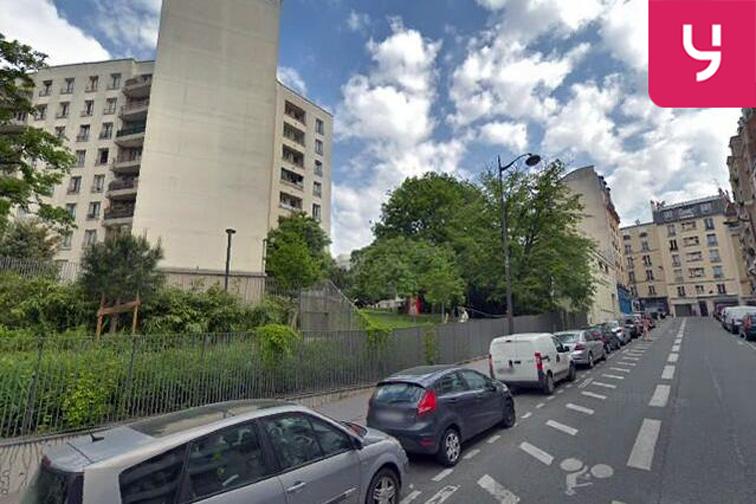 Location parking Gravelle - Paris