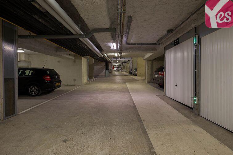 Parking Gravelle - Paris 12 gardien