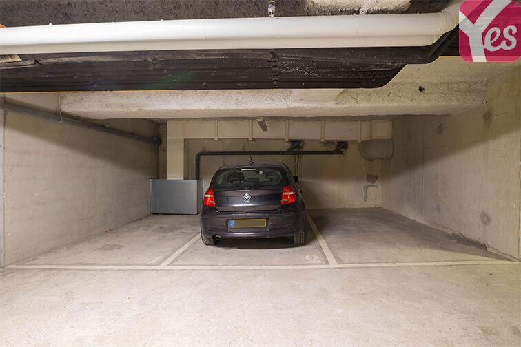 Parking Gravelle - Paris 12 75012