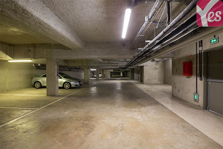 Parking Gravelle - Paris 12 souterrain